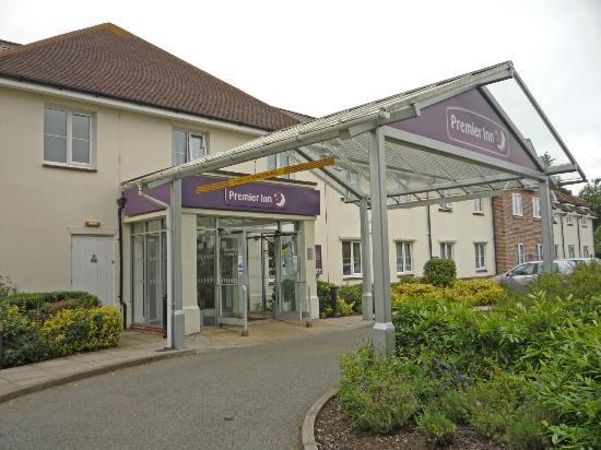 Premier Inn Ipswich (Chantry Park) Hotel: Premier Inn, Chantry Park, Ipswich
