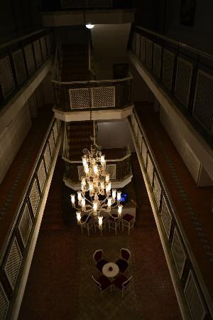 Tutav Adalya Hotel: parte comune e vista hall
