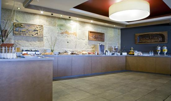 Hotel Peregrina: Comedor