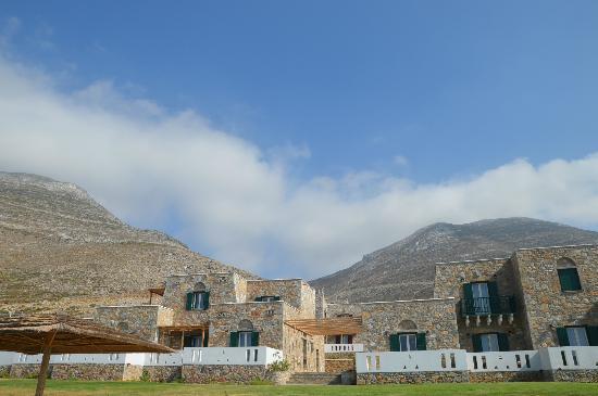 Aquapetra Hotel: Ξενοδοχείο
