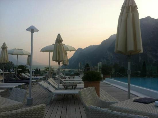 Hotel Kristal Palace - Tonelli Hotels: Sky Pool