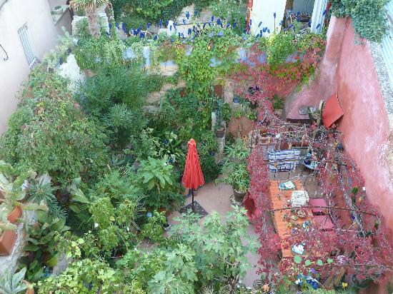 La Cigale en Provence: Jardin