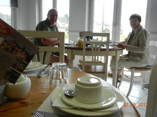 Hotel The Oak: ontbijt