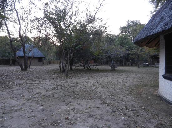 Luangwa Wilderness Lodges - deserted