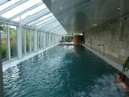 Lough Eske Castle A Solis Hotel Spa Indoor Pool