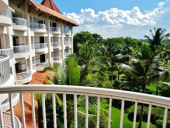 Occidental Caribe: Hotel & grounds