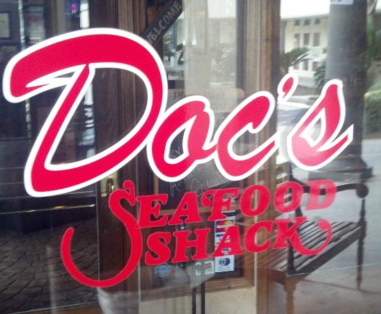 Doc's Seafood Shack and Oyster Bar: Doc's
