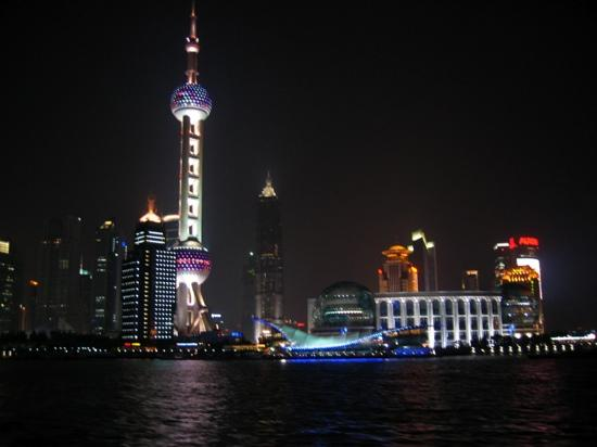 Fuerth, Germany: shanghai night