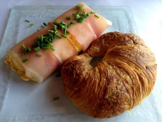 La Maison: Paris omelete