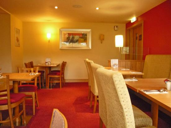 Premier Inn Ipswich (Chantry Park) Hotel: Breakfast Area