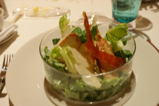Prime : Heart of Palm salad starter