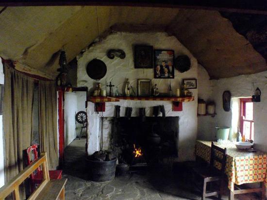 Dan O'Hara's Homestead Farm : Cottage hinterm Farmhaus