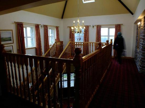 Dan O'Hara's Homestead Farm : Treppenhaus