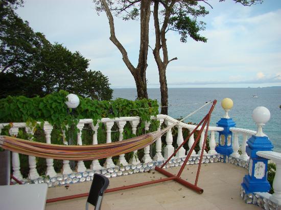 Mar & Oro: Private balcony