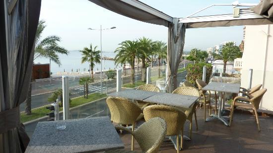 Aeva Hotel: Restaurant