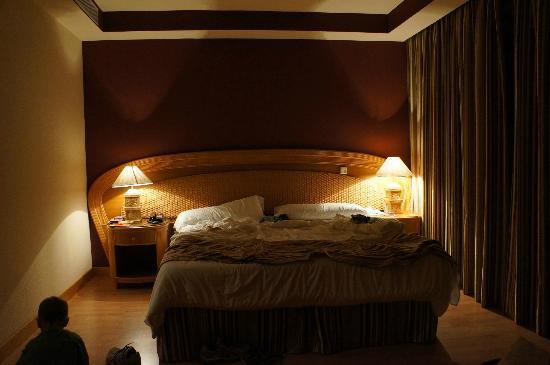 Nouvelles Frontieres Hotel-Club Costa del Sol : cote double lit