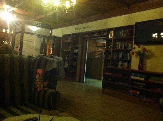 Hotel Pinzgauerhof: De lobby