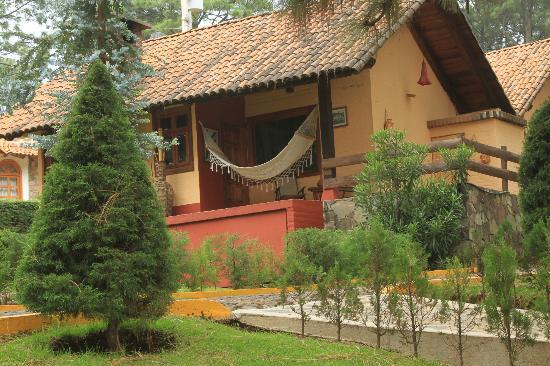 Villas Mazamitla: Cabaña para dos personas