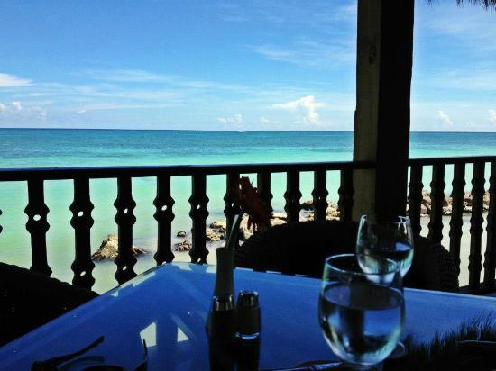 Sanctuary Cap Cana by Playa Hotels & Resorts: Where you eat breakfast every morning -- The Blue Marlin