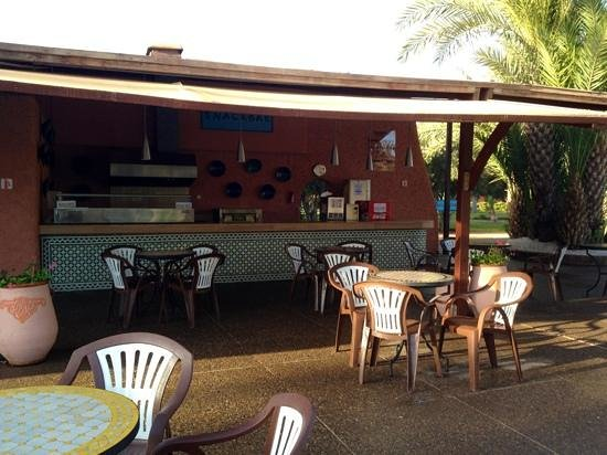 Royal Decameron Issil: le snack bar ouvert de 11h à 18h