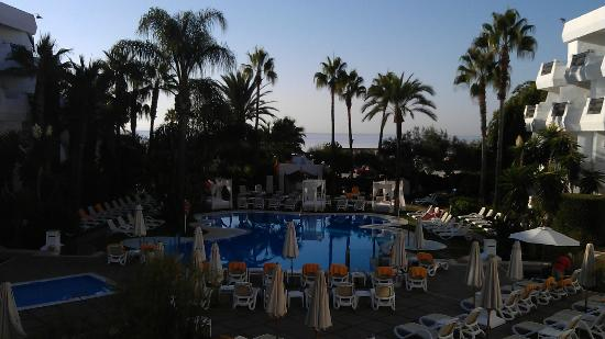 IBEROSTAR Marbella Coral Beach: Swimming pool at Iberostar Coral Beach