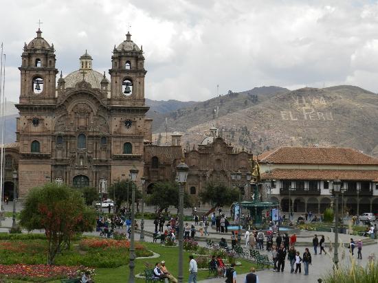 Hotel Sol Plaza Inn: Plaza del Cusco, a solo pasos del hotel Plaza Inn