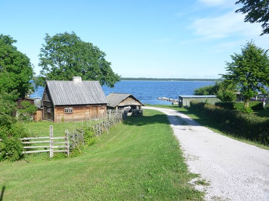 Visby Golfklubb: FAROSUND VIA ILE FARO (en traversier)