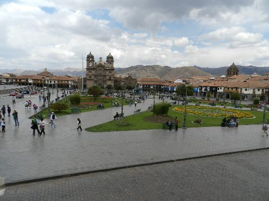 Hotel Sol Plaza Inn : Esquina Plaza del Cusco, a solo pasos del hotel Plaza Inn