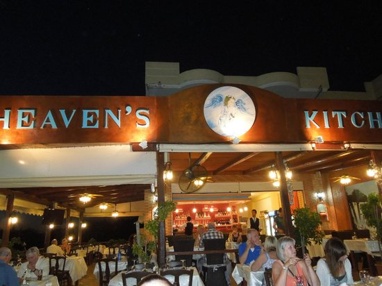 Heaven's Kitchen: Great food