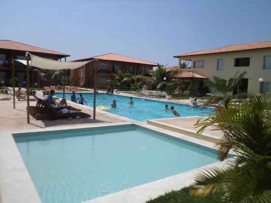 Resort La Torre: Na Piscina