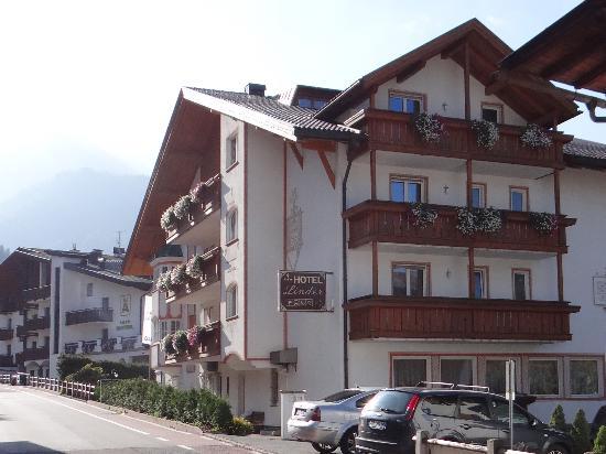 Hotel Linder: first impressions
