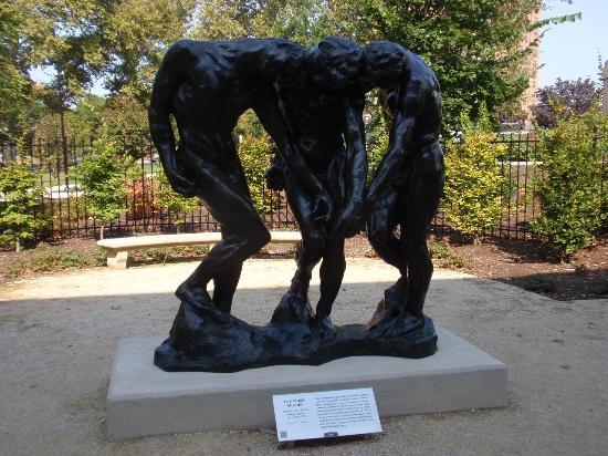 Rodin Museum: 13