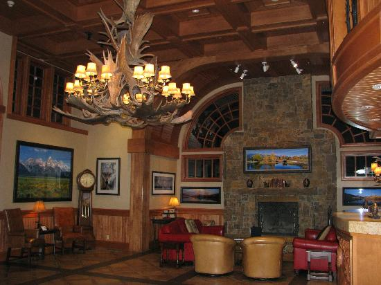 Wyoming Inn of Jackson Hole: lobby