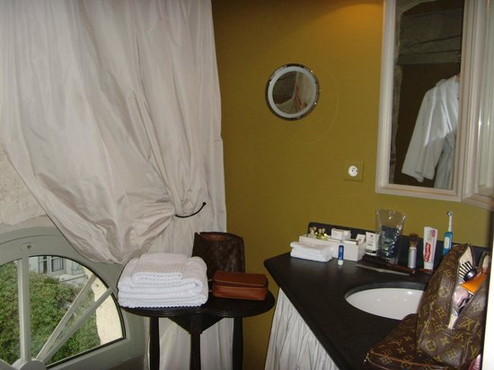 Relais & Châteaux Michel Trama : salle de bains