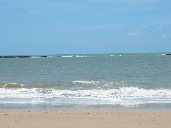 Pousada Chez Roni : vue sur mer