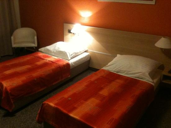Hotel Ehrlich: cheap beds and furniture