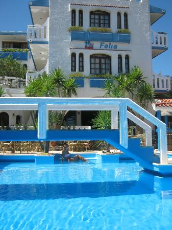 Folia Apartments: Hotel & dintorni