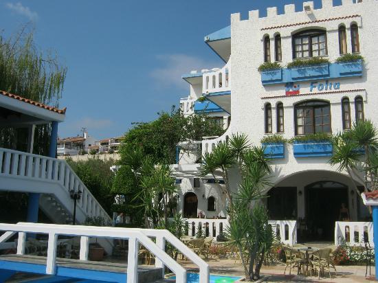 Folia Apartments : Hotel & dintorni