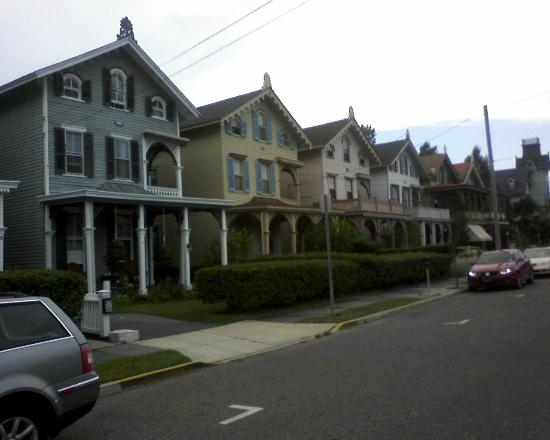 Cape May Troley Tour