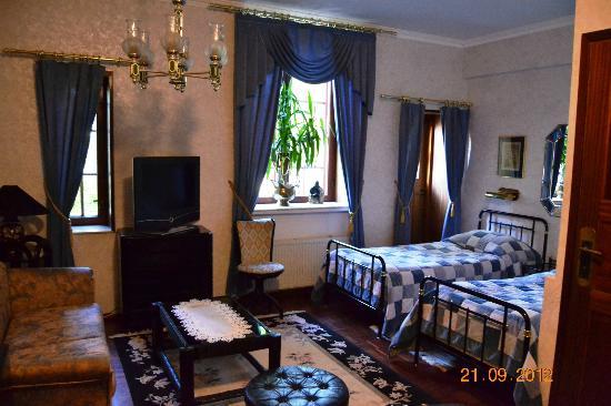 Park Hotel : Room 206
