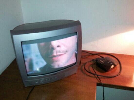 Hotel Albatros : televisore