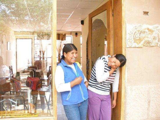 Susques, Argentina: Maravillosa gente! Amena , cordial, simple, son geniales!