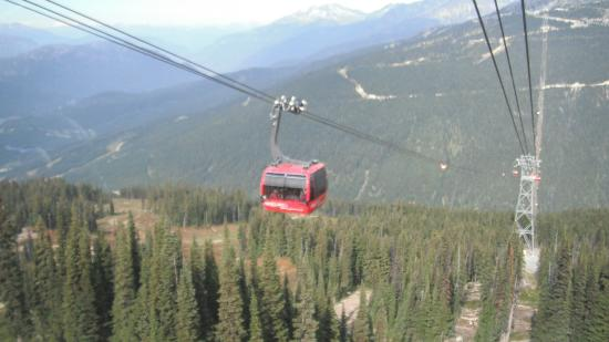 Whistler Blackcomb: Peak-to-Peak