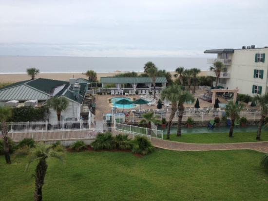 Beachside Colony Resort: From our 3rd floor room