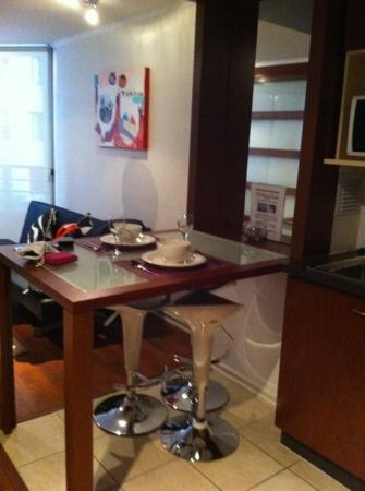 Andes Hostel: Apartamento 701