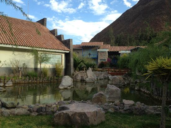 Aranwa Sacred Valley Hotel & Wellness: Grounds.