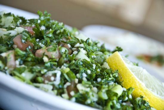 Olive Tree Restaurant : Fresh Tabouli Salad