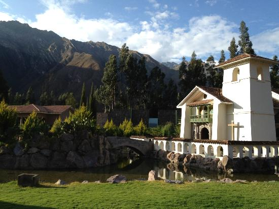 Aranwa Sacred Valley Hotel & Wellness : Grounds.