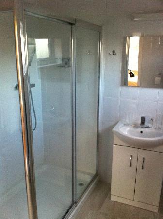 Warneford Guesthouse: Bathroom