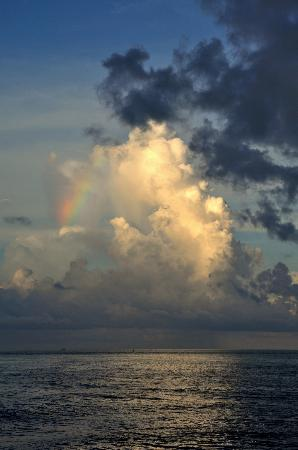 Isla Pasion: Another rainbow